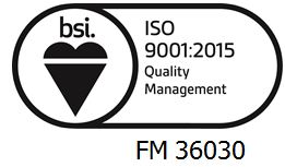 Ashby Precision Engineering Limited ISO 9001:2015 Logo | Ashby Precision Engineering Limited